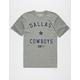 DALLAS COWBOYS Arch Way Mens T-Shirt