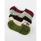5 Pack Boho/Cactus Socks