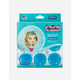 SPOOLIES Silicone Hair Curlers