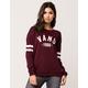 VANS Irving Womens Sweatshirt