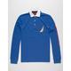 NAUTICA Logo Mens Rugby Shirt