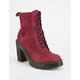 DR. MARTENS Kendra Soft Buck Womens Boots