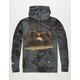GRIZZLY Submerged Mens Hoodie