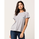 RVCA All The Way Womens Pocket Tee