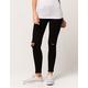 SP BLACK LABEL Destructed Fray Ankle Womens Skinny Jeans