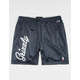 GRIZZLY x CHAMPION Behind The Arc Mens Shorts
