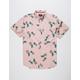 ONE RESOLUTION Pineapple Mens Shirt