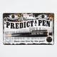Predict a Pen Fortune Teller Pen