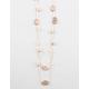 FULL TILT Glitter Station Necklace