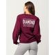 DIAMOND SUPPLY CO. Womens Sweatshirt