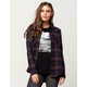 FOX Flown Womens Flannel Shirt