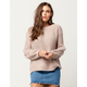 AMUSE SOCIETY Braxton Womens Sweater