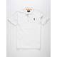 ASPHALT Rose Mens Polo Shirt