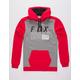 FOX District 3 Mens Hoodie