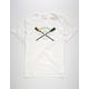 NAUTICA Palm Oars Mens T-Shirt