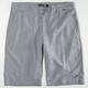 RUSTY Step Up Mens Shorts