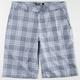 RUSTY C Street Mens Shorts