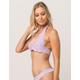FULL TILT Haley Lavender Lace Bralette