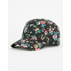 Multi Floral Womens Dad Hat