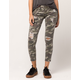 ZCO Camo Fray Ankle Womens Jeans