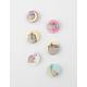 6 Pack Pusheen Buttons