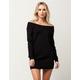 SOCIALITE Sweatshirt Dress