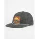 NEFF Destination Mens Snapback Hat