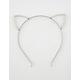 Pearl Cat Ear Headband