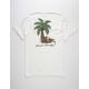 RIOT SOCIETY Beach Monkey Mens T-Shirt