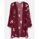 ZOE & ROSE Floral Crochet Girls Kimono