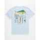 SALTY CREW Galleon Mens T-Shirt
