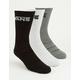 VANS 3 Pack Mens Crew Socks