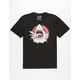 RIOT SOCIETY Pizza Shark Boys T-Shirt
