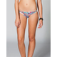 FULL TILT Mixed Media Bikini Bottoms