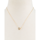 FULL TILT Double Heart Dainty Necklace