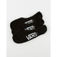 VANS 3 Pack Classic Mens Super No-Show Socks