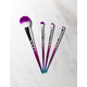 4 Pack Unicorn Makeup Brush Set
