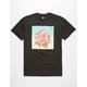 ASPHALT YACHT CLUB Hipster Rose Mens T-Shirt