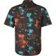 VOLCOM Mental Fun Mens Hawaiian Shirt