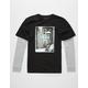 VANS Print Box Boys 2fer T-Shirt