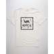 RVCA Floral VA All The Way Mens T-Shirt