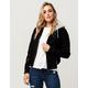 FULL TILT Faux Fur Lined Womens Bomber Jacket