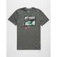 VOLCOM TV Mag Mens T-Shirt