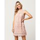 COCO & JAIMESON Lace Dress