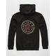 LIRA Rose Badge Mens Sweatshirt