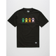 GRIZZLY x DEAD Big Happy Family Mens T-Shirt