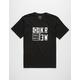KR3W Side By Side Mens T-Shirt