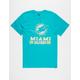 NFL Miami Dolphins Mens T-Shirt