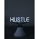 Hustle Neon Light