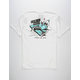 LEID TO REST Ride Dolphin Mens T-Shirt